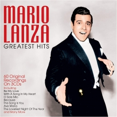 Mario Lanza (Марио Ланца): Greatest Hits