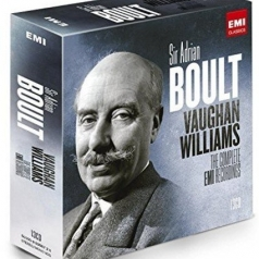 Ralph Vaughan Williams (Ральф Воан-Уильямс): Sir Adrian Boult - Vaughan Williams: The Complete Emi Recordings