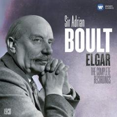 Elgar Elgar (Эдуард Элгар): Sir Adrian Boult - Elgar: The Complete Emi Recordings