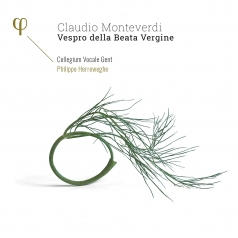 Claudio Monteverdi (Клаудио Монтеверди): Monteverdi: Vespro Della Beata Vergina