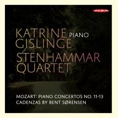 Wolfgang Amadeus Mozart: Mozart: Piano Concertos 11-13