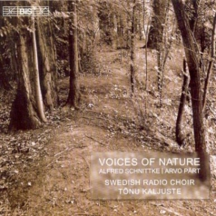 Schnittke: Voices Of Nature - Choir Music By Schnittke And Part