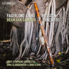 Fagerlund (Фагерлунд): Fagerlund & Aho – Bassoon Concertos