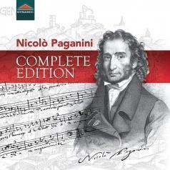 Salvarore Accardo: Paganini Complete Edition