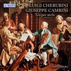 Cherubini (Луиджи Керубини): String Trios