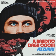 "Ennio Morricone (Эннио Морриконе): Il Bandito Dagli Occhi Azzurri ""The Blue-Eyed Bandit"" (RSD2021)"