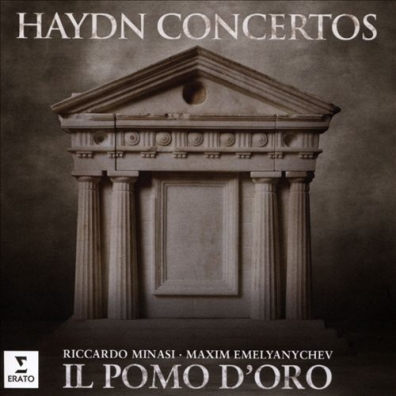 Riccardo Minasi: Concertos