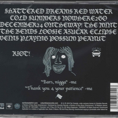 Earl Sweatshirt (Эрл Свитшот): Some Rap Songs