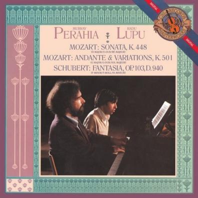 Murray Perahia (Мюррей Перайя): Sonata In D Major For Two Pianos