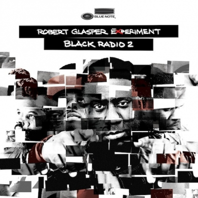 Robert Glasper (Роберт Глеспер): Black Radio Vol. 2