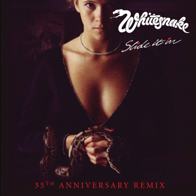Whitesnake (Вайтснейк): Slide It In (35Th Anniversary Remix)