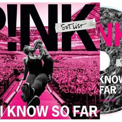 P!nk (Pink): All I Know So Far