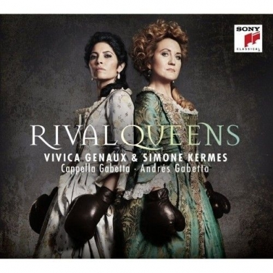 Simone Kermes (Симона Кермес): Rival Queens