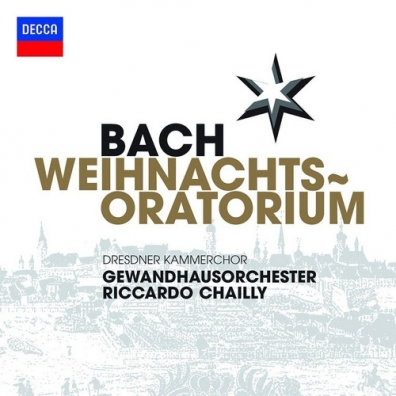 Riccardo Chailly (Рикардо Шайи): Bach: Weihnachts Oratorium