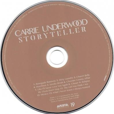 Carrie Underwood (Кэрри Андервуд): Storyteller