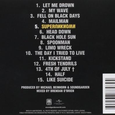 Soundgarden (Соундгарден): Superunknown