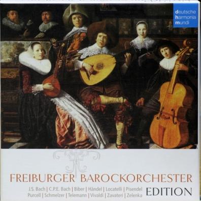 Freiburger Barockorchester (Фрайбургский барочный оркестр): Freiburger Barockorchester