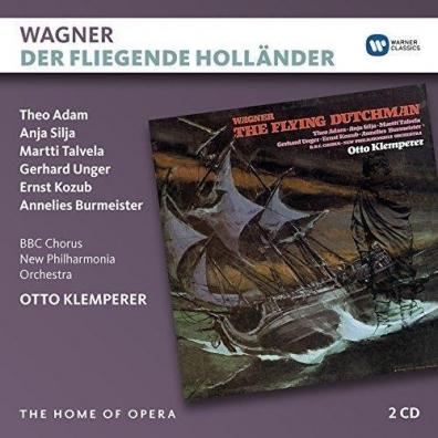 Otto Klemperer (Отто Клемперер): Der Fliegende Hollander