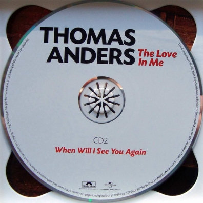 Thomas Anders (Томас Андерс): The Love In Me