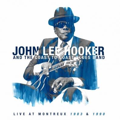 John Lee Hooker (Джон Ли Хукер): Live At Montreux 1983 / 1990