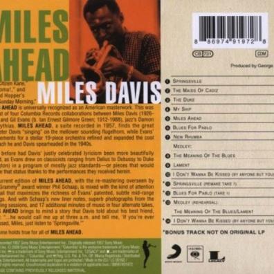 Miles Davis (Майлз Дэвис): Miles Ahead