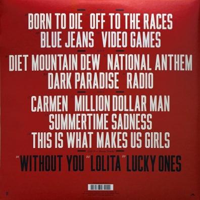 Lana Del Rey (Лана Дель Рей): Born To Die