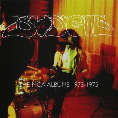 Budgie (Бадгай): The MCA Albums 1973 - 1975