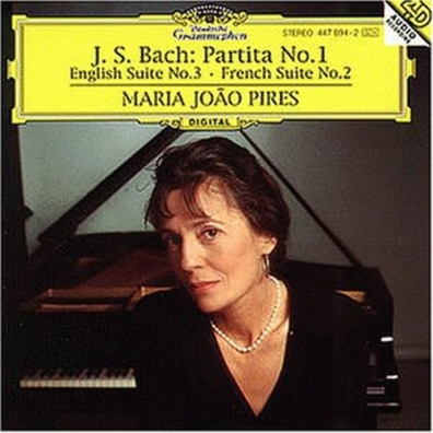 Pires: Bach; Partita N.1, Engl.Suite, Fran.Suite