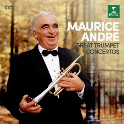 Maurice Andre (Морис Андре): Great Trumpet Concertos