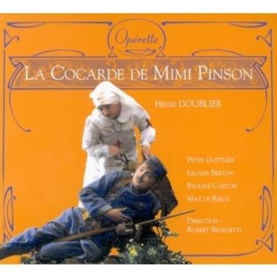 Peter Gottlieb: Cocarde De Mimi Pinson