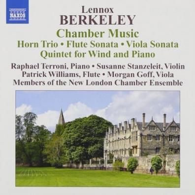 Raphael Terroni: Berkeley: Chamber Music