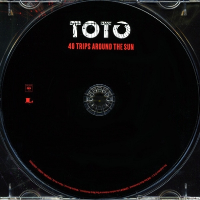 Toto (Тото): Greatest Hits – 40 Trips Around The Sun
