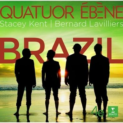 Quatuor Ebene: Brasil