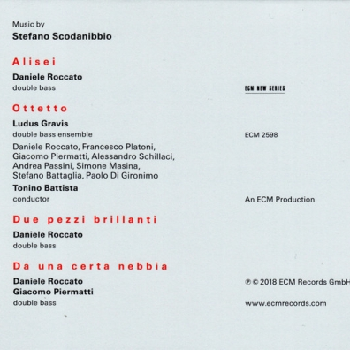 Stefano Scodanibbio: Alisei