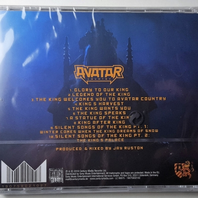 Avatar (Аватар): Avatar Country