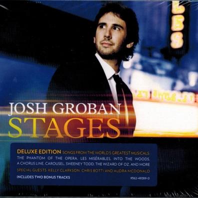 Josh Groban (Джош Гробан): Stages