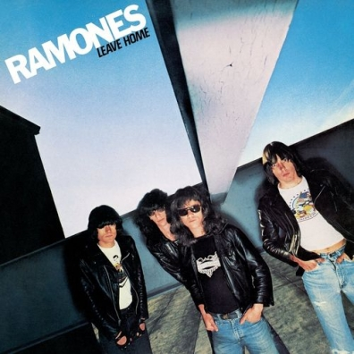 Ramones (Рамоунз): Leave Home