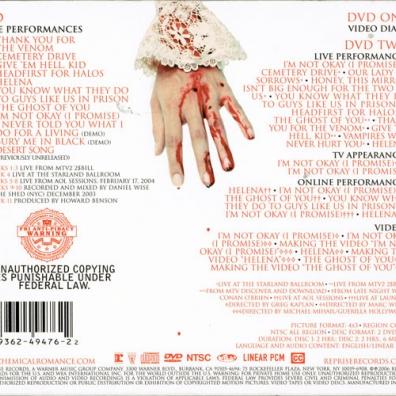 My Chemical Romance (Май Криминал Романс): Life On The Murder Scene