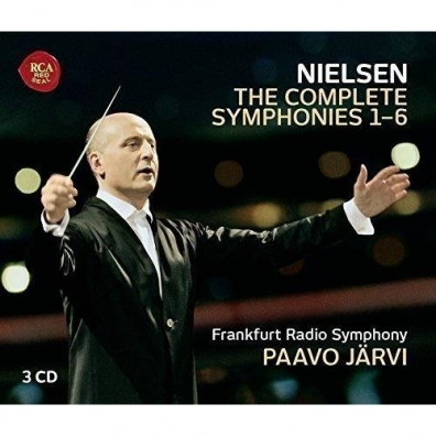 Paavo Jarvi (Пааво Ярви): The Complete Symphonies 1-6