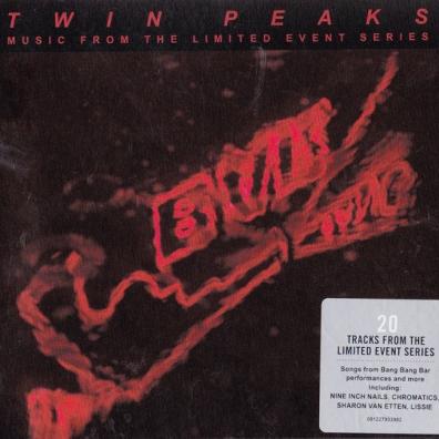 Angelo Badalamenti (Анджело Бадаламенти): Twin Peaks: Music from the Limited Event Series