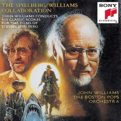 Steven Spielberg: John Williams Conducts His Classic Scores For The Films Of Steven Spielberg