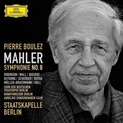 Pierre Boulez (Пьер Булез): Mahler: Symph.8