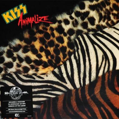 Kiss (Кисс): Animalize