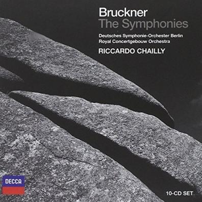 Riccardo Chailly (Рикардо Шайи): Bruckner: The Symphonies