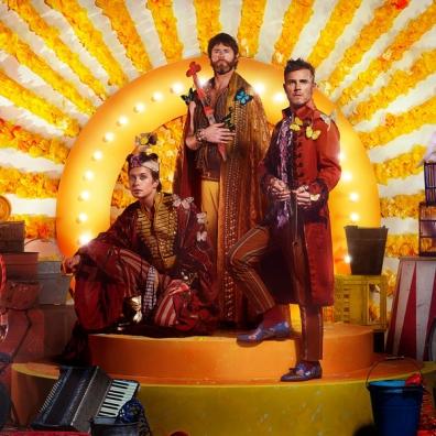 Take That (Таке Тхат): Wonderland