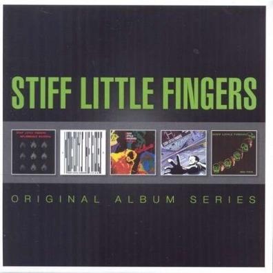 Stiff Little Fingers (Стифф Литэл Фингерс): Original Album Series