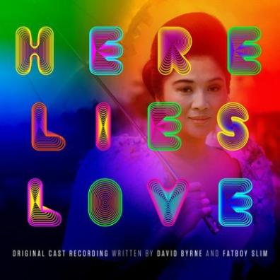 David Byrne (Дэвид Бирн): Here Lies Love: Original Cast Recording