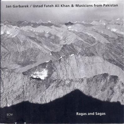 Jan Garbarek (Ян Гарбарек): Ragas And Sagas