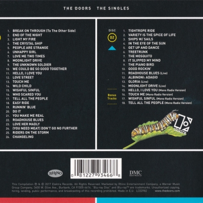 The Doors (Зе Дорс): The Singles