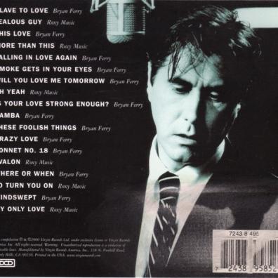 Bryan Ferry (Брайан Ферри): The Best Of The Ballads